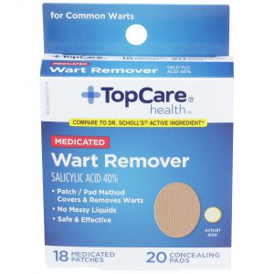Wart Remover 18 Ct