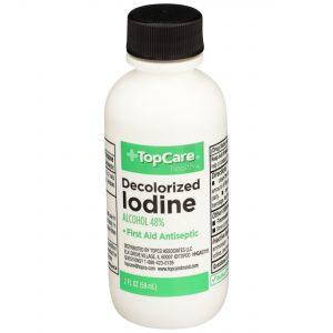 Decolorized Iodine 2 Oz
