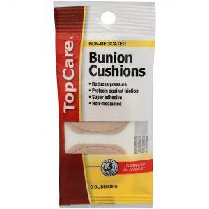 Bunion Cushions 6 Ct