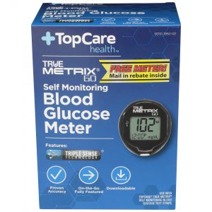 Blood Glucose Meter Self Monitoring