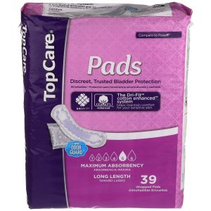 Bladder Protection Pads Maximum Long