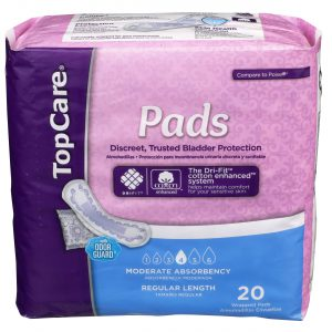 Bladder Protection Pads Moderate Regular