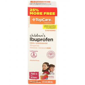 Children's Ibuprofen 8Hr Liquid Berry 4 Oz