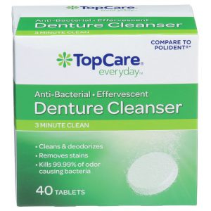 Denture Cleaner 3 Minute Clean