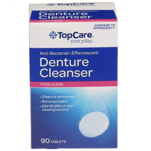 Denture Cleanser Total Clean