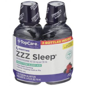 ZZZ Sleep Liquid Berry 2 Bottles/ 24 Oz