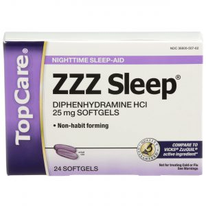 ZZZ Sleep Softgel 24 Ct