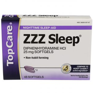 ZZZ Sleep Softgel 48 Ct