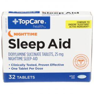 Sleep Aid Tablet 32 Ct