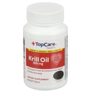 Krill Oil Softgel 65 Ct
