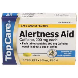 Alertness Aid Tablet 16 Ct