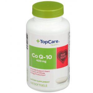 Co Q-10 Softgel 100 Ct