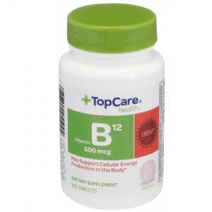 Vitamin B12 Tablet 100 Ct