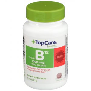 Vitamin B12 Tablet 60 Ct