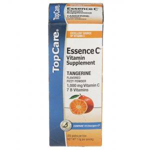 Essence C Vitamin C Powder Tangerine 30 Ct