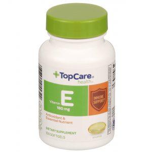 Vitamin E Softgel 100 Ct