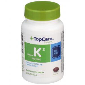 Vitamin K2 Softgel 60 Ct