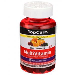 Adult Gummies MultiVitamin 70 Ct