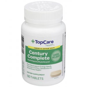 Century Complete MultiVitamin Tablet 130 Ct