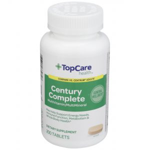 Century Complete MultiVitamin Tablet 200 Ct