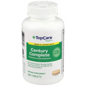 Century Complete MultiVitamin Tablet 300 Ct