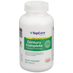 Century Complete MultiVitamin Tablet 500 Ct