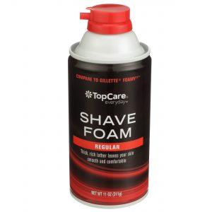Shave Foam Regular