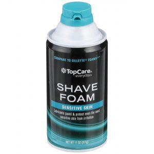 Shave Foam Sensitive Skin