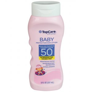 Baby Broad Spectrum Sunscreen Lotion SPF 50
