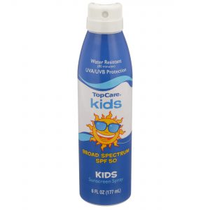 Kids Broad Spectrum Sunscreen Spray SPF 50