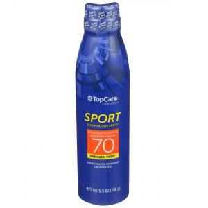 Sport Broad Spectrum Sunscreen Spray SPF 70