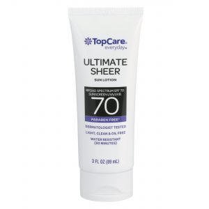 Ultimate Sheer Broad Spectrum Sunscreen Lotion SPF 70