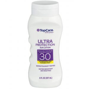 Ultra Protection Broad Spectrum Sunscreen Lotion SPF 30