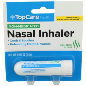 Nasal Inhaler Non-Medicated 0.007 Oz