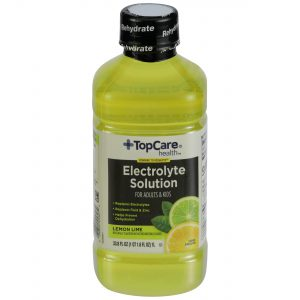 Electrolyte Solution Lemon Lime