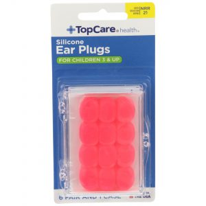 Ear Plugs for Children, Silicone