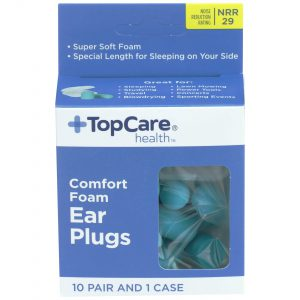 Ear Plugs, Comfort Foam