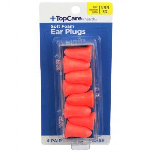 Ear Plugs, Soft Foam