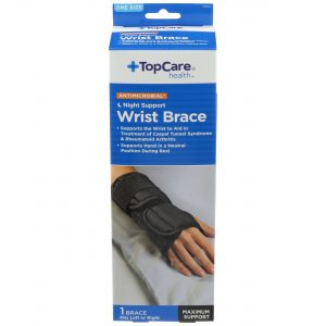 Wrist Brace Night Support Right Or Left