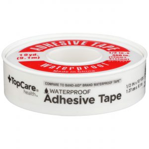 Adhesive Tape 1/2 In X 10 Yd