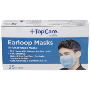 Face Mask Earloop Style 25 Ct