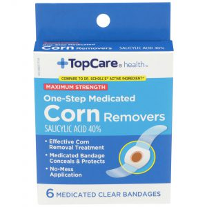 Max Strength One-Step Medicated Corn Remover 6 Ct