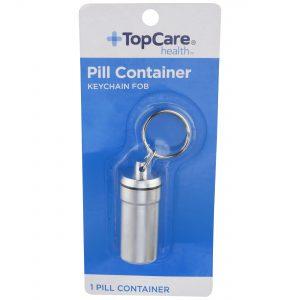 Pill Reminder Keychain