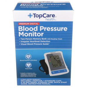 Blood Pressure Monitor Ultra Premium Digital Arm