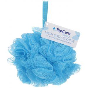 Blue Bath Sponge