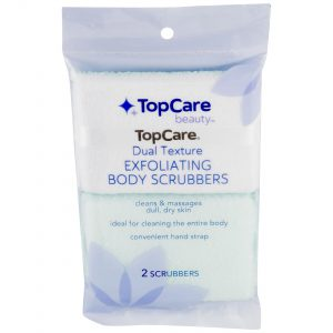 Dual Texture Exfoliating Body Scrubbers