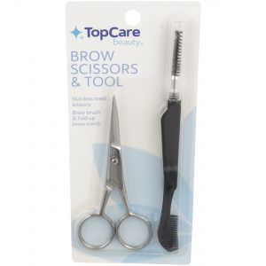 Brow Scissors & Tool
