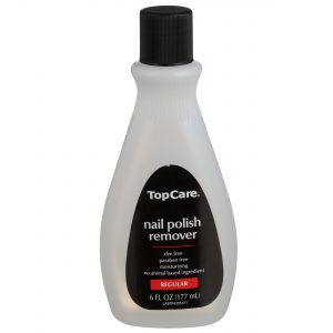 Regular Nail Polish Remover