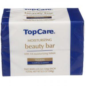 Moisturizing Beauty Bar, White