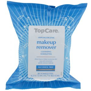 Makeup Remover & Cleansing Cloths, Moisturizing